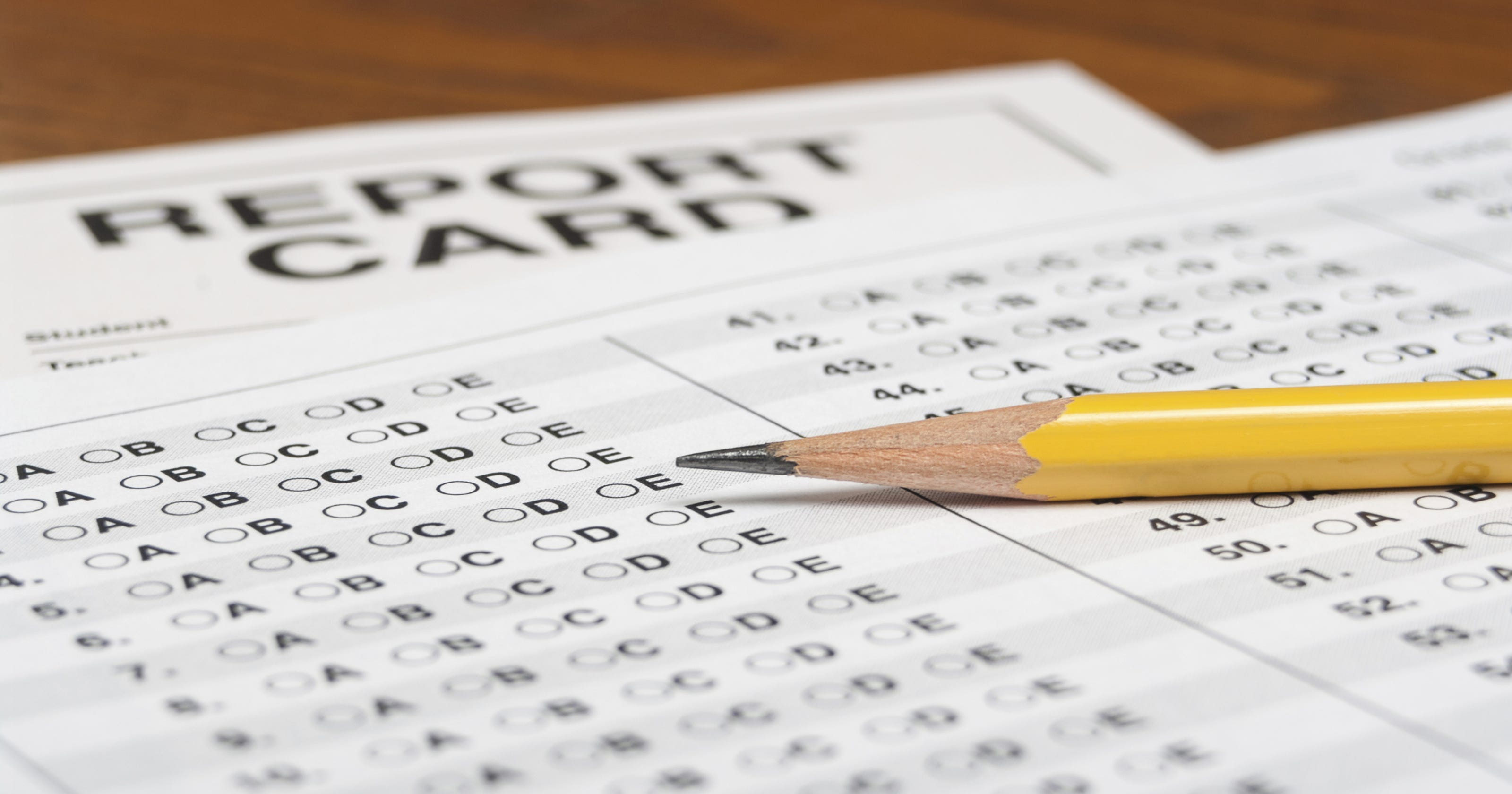 Standards Grades And Tests Are Wildly >> Most Schools Make Grade In New Report Cards