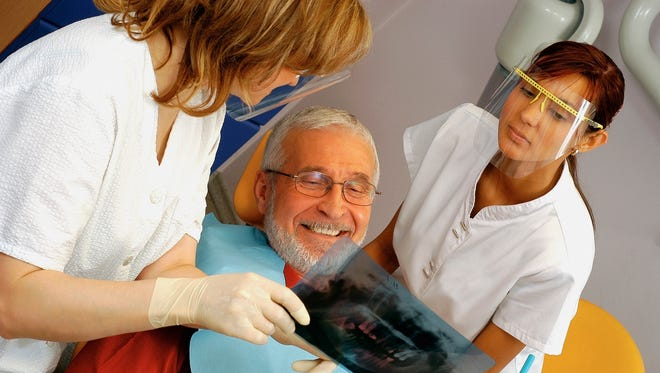 Proper oral care can help extend the life of your teeth.