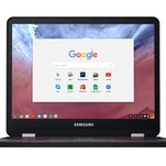 Samsung invades Surface territory with new Chromebook