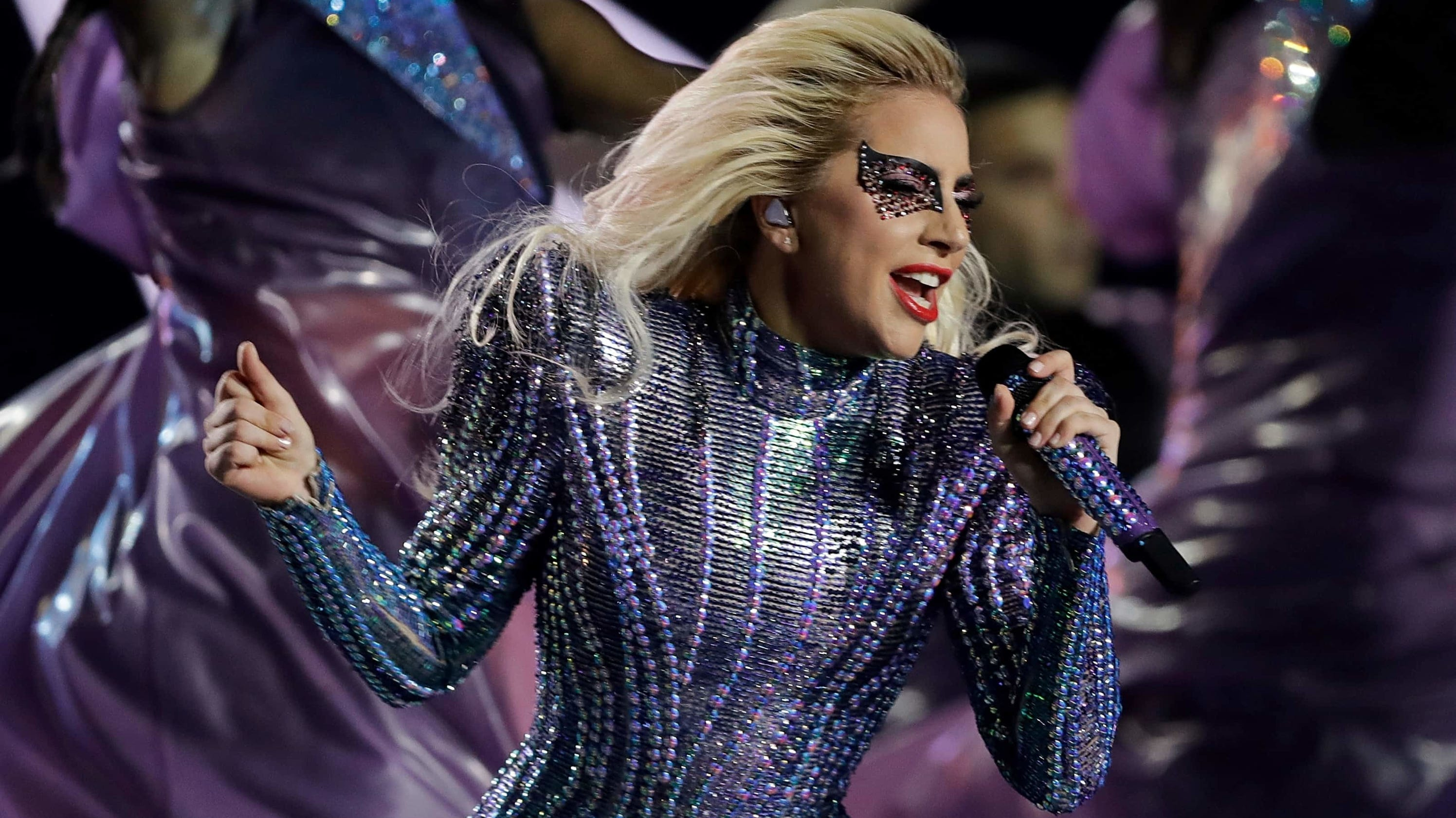 What Lady Gaga *really* sounded like at Super Bowl 51