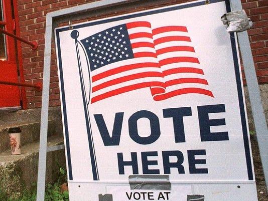 Shelburne polling station