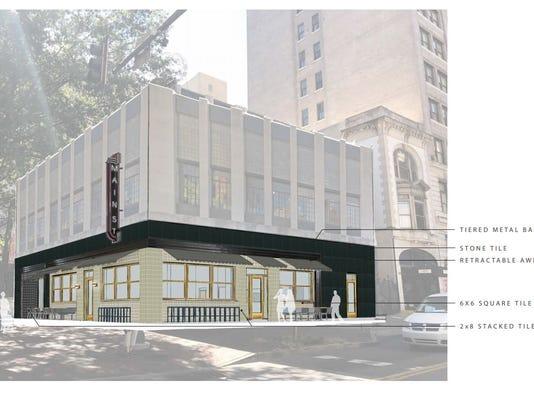 Madison Hotel plans restaurant