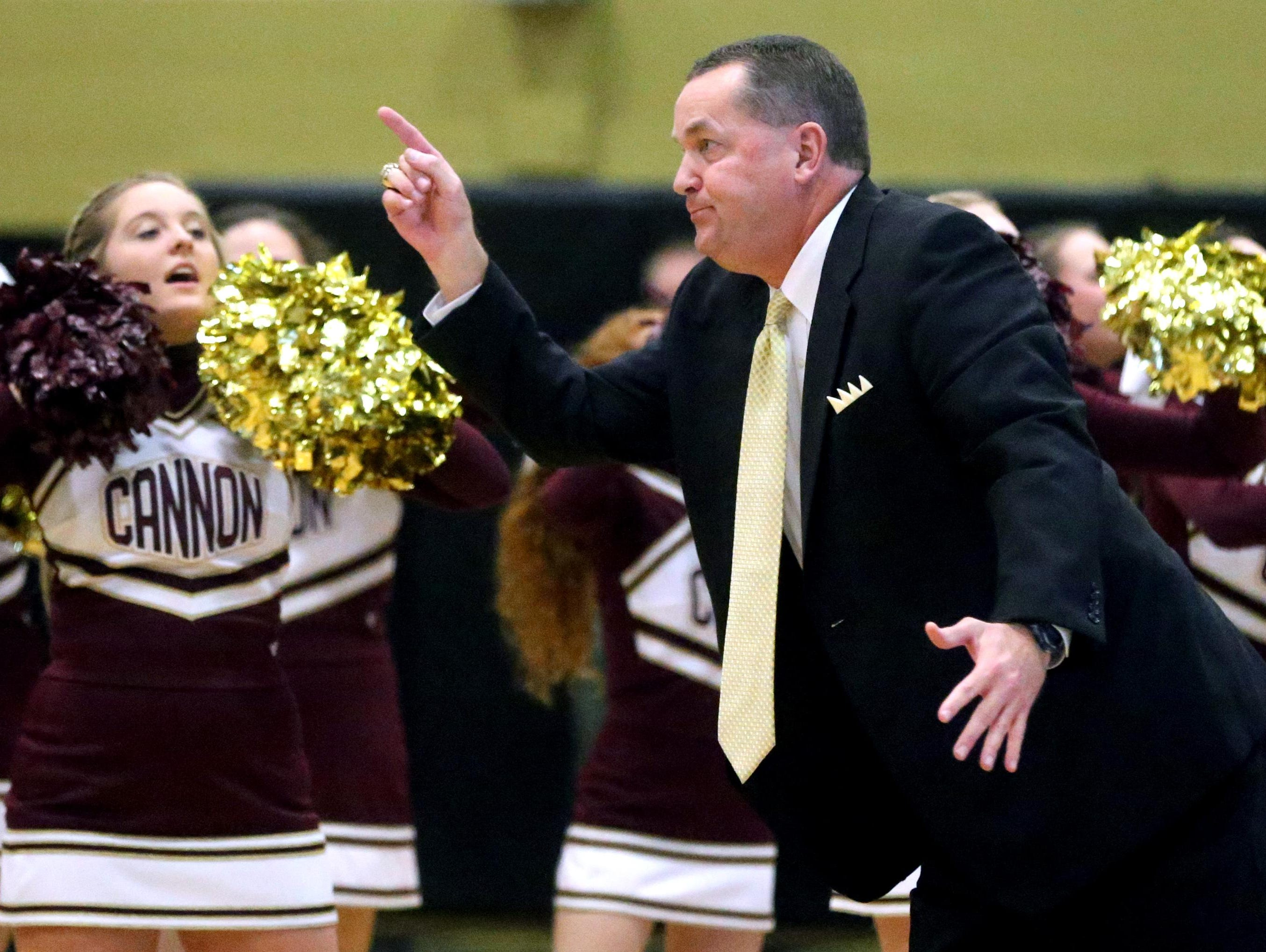 Central Magnet School's assistant coach Kyle Turnham has been named the school's girls basketball coach, replacing Steve Willey.
