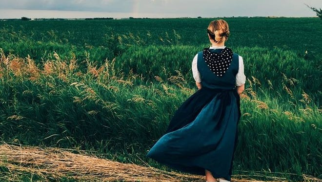 "The short film ""Hutterite"" by Sioux Falls native Rebecca Flinn is showing at the downtown library Tuesday, March 27."
