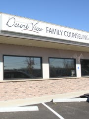 Desert View Family Counseling offices as seen on Tuesday at 6100 East Main Street in Farmington.