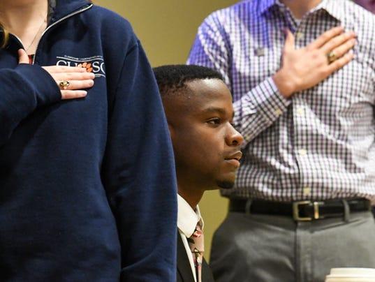 Clemson University Senate Pledge