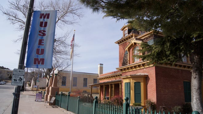 The Silver City Museum will celebrate the city's inaugural Territorial Charter Day on Saturday.
