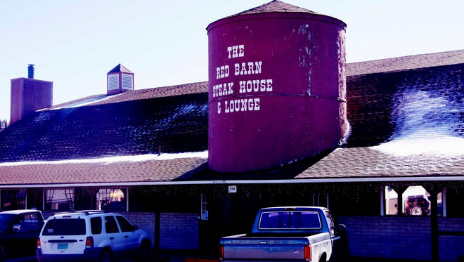 The old Red Barn Steakhouse may be the location of a Denny's Restaurant in the near future.