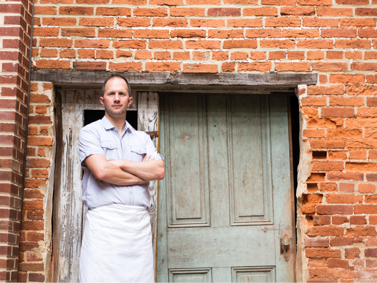 Sean Arnold, executive chef of Underground West, will