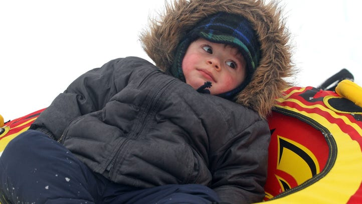 Readers' picks: 6 best places for sledding at the Shore