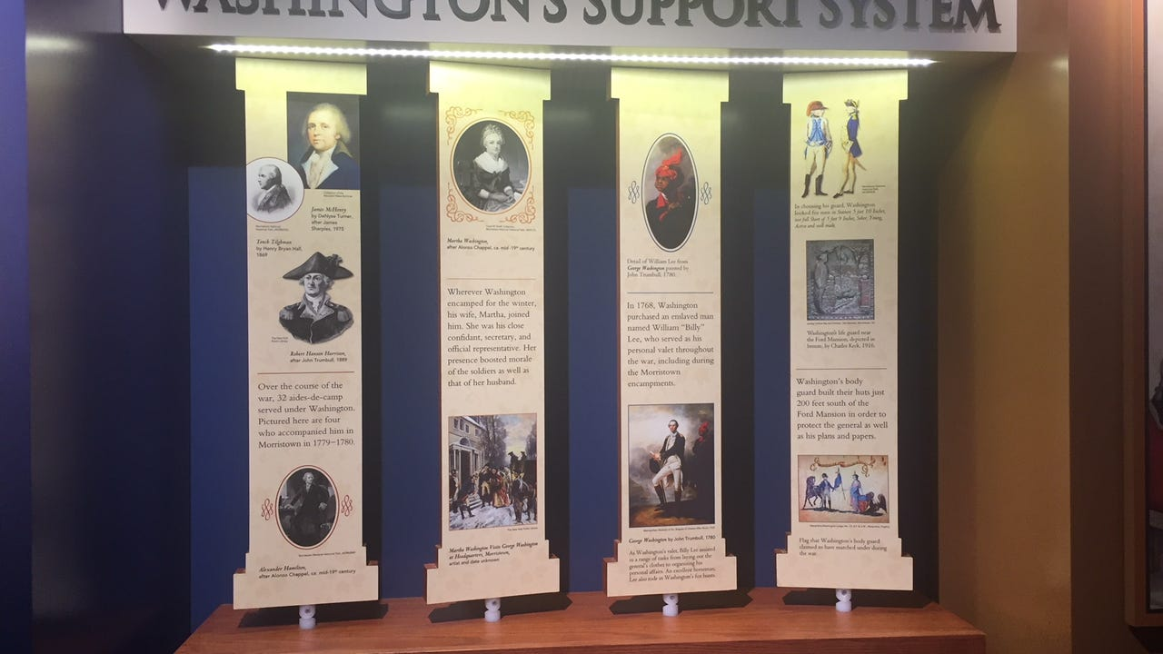 Video: Discover History Center at Morristown National Historical Park