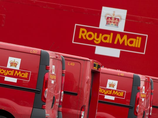 AP Britain Royal Mail