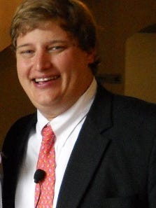 The Rev. Clay Stauffer is senior minister of Woodmont Christian Church.