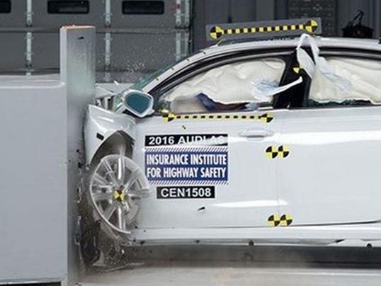 Audi A6 Tops List Of Safest Cars