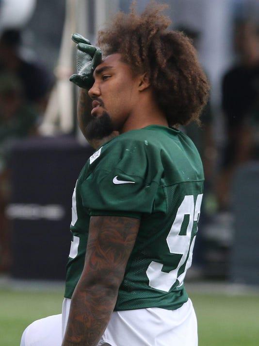 New York Jets Training Camp.