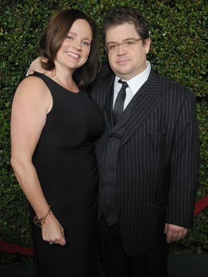 Michelle McNamara, writer and wife of Patton Oswalt, died in her sleep.
