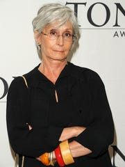 Twyla Tharp attends the 2010 Tony Awards Meet the Nominees Press Reception on May 5, 2010 in New York City.