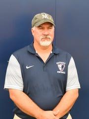 North Vermilion coach Richard Prejean
