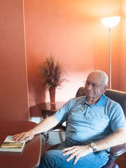 Former Chillicothe City Council President Bob Shoultz