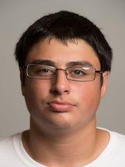 William Shogran, 14 year-old Sebastian River High School