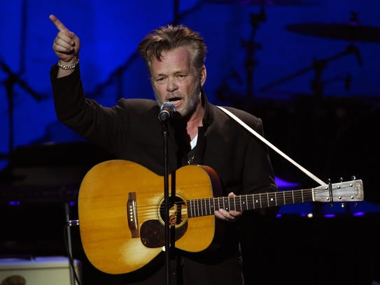 John Mellencamp performs at the 17th Annual Grammy