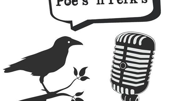 Poe's 'n Perk's is a gathering for poetry fans at Central Perk Coffee Shop.