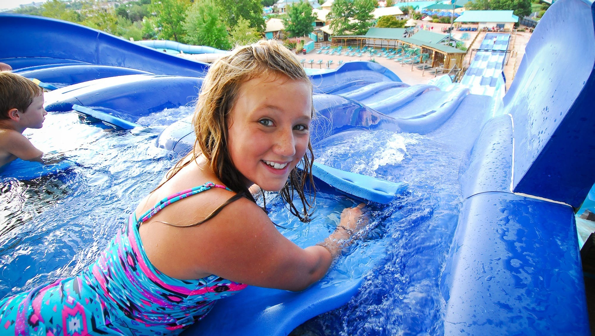 Silver Dollar City's sister park, White Water, comes in ninth place, thanks to its 13 acres of rides, attractions and entertainment. In the summer months, guests can watch movies in the wave pool or take on water slides until 10 p.m.