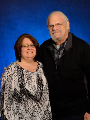 Catherine Norton (Pine Hill) and Stanton Jay (Cherry Hill) attended the Living Donor Recognition Ceremony.  Catherine donated a kidney to Stanton.