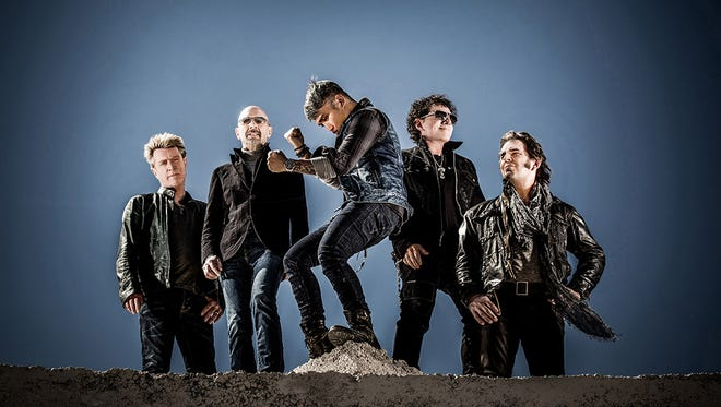 Journey performs June 28 at the KFC Yum! Center.