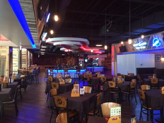 Toby Keith's I Love This Bar and Grill in northeast