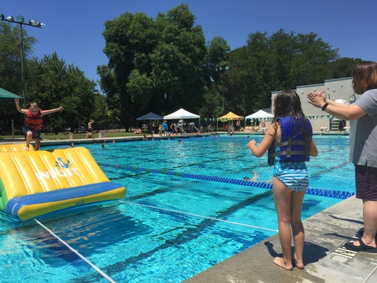 redding set for at least two more broiling days