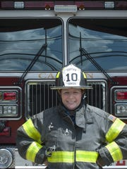 Lydia Chapman is the first woman to achieve the rank of captain in the history of the Camden City Fire Department. She is a city native and product of its public schools. She is a mother of four daughters and wife of a recently-retired Delaware River Port Authority Police officer.