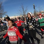 Sparks annual parade spreads Christmas cheer