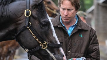 Trainer Stewart considering two for Belmont