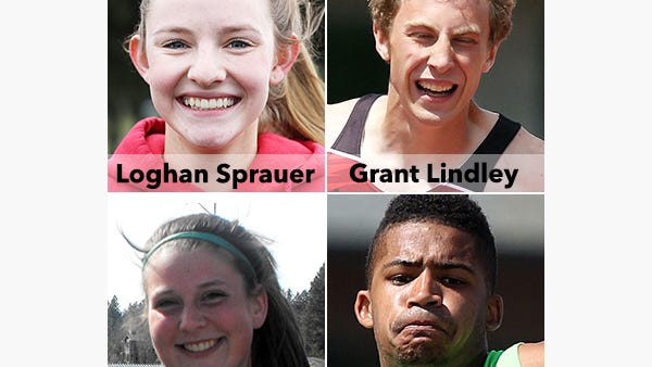 Candidates for Statesman Journal athlete of the week.