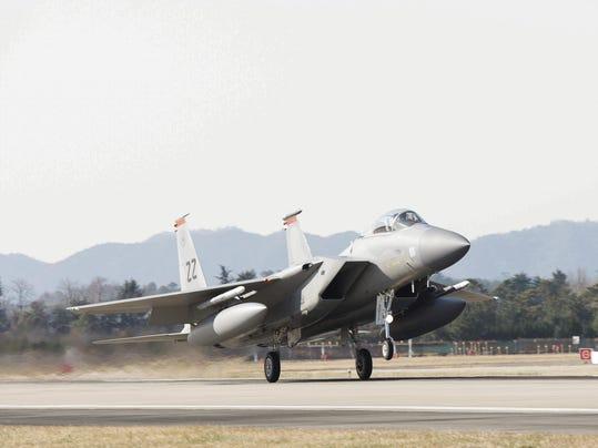CORRECTION Koreas Tensions