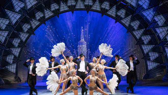 The American in Paris touring company.