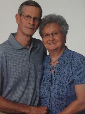 Warren and Mary Deutsch
