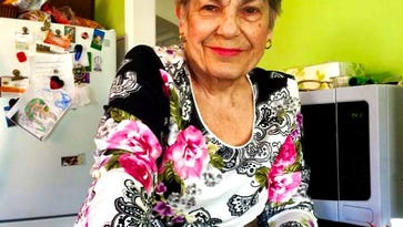 Violet Paluch, who founded Dan & Vi's Pizza in Detroit's Poletown, dies at 83