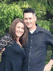 Nicole Higgins and Kevin Higgins.