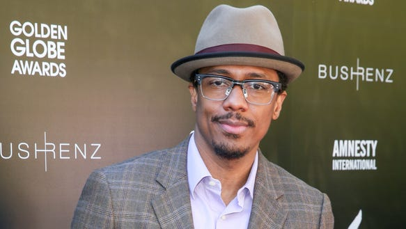 Nick Cannon shared a spoken work poetry video on Facebook.