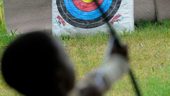 The Bells Bend festival will include archery.