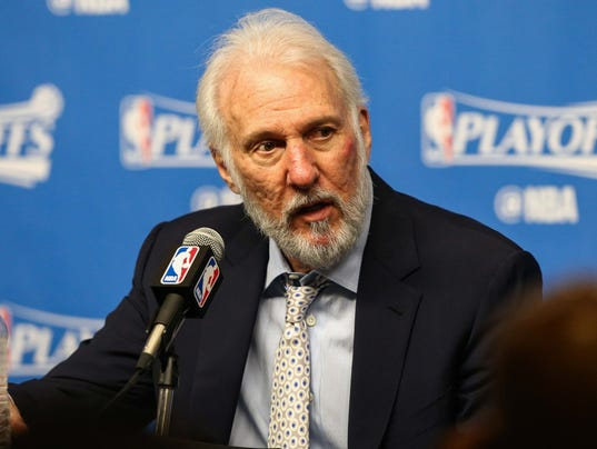 'A Soulless Coward': Coach Gregg Popovich Responds to Trump ...