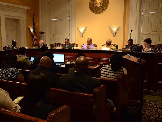 Jackson city budget