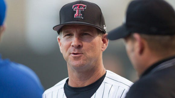 Texas Tech coach Tim Tadlock went with Ryan Moseley over Dylan Dusek to start against Ole Miss.