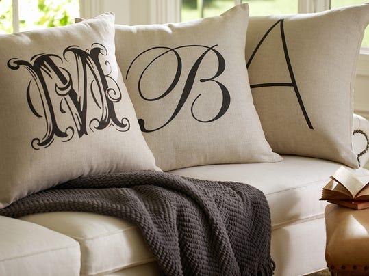 Homes-Monograms for Mom