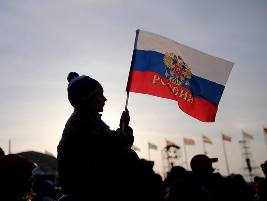 Russia's Olympic team barred from 2018 Winter Games