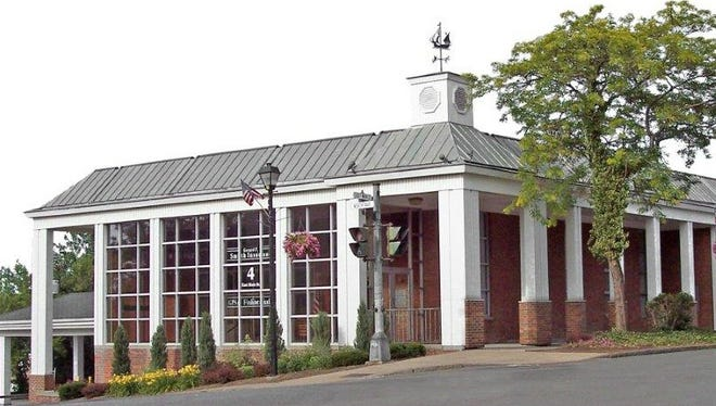 Gerard P. Smith Insurance Agency's headquarters at 4 East Main St., Webster.