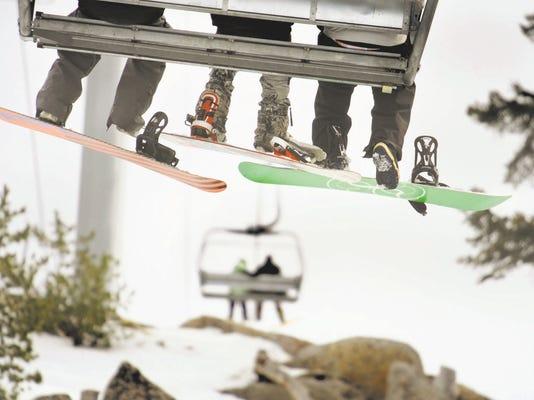 tahoe ski bum