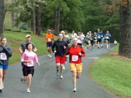 The 14th annual Conquer A Cove 5K is Sunday in Candler.